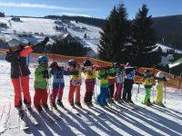 Zimní škola v přírodě na lyžích 5.B a 5.C