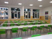 Školní jídelna a kuchyně