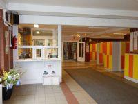 Škola – interiér současný stav