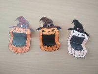 Šikulové vyrábí na Halloween