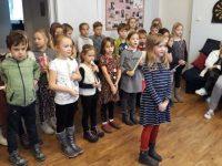 Vánoční návštěvy Gerontologického centra