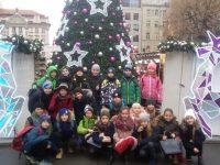 4.C a vánoční Praha 12. 12. 2018