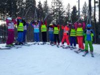 Zimní škola v přírodě na lyžích 2.A
