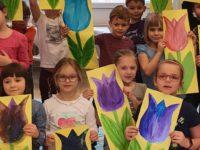 Projekt Tulipánový měsíc 2020