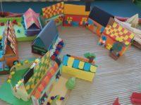Projekt 2.B – město a vesnice
