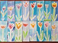 Projekt Tulipánový měsíc 2021- poděkování a nový web